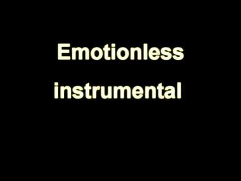 emotionless instrumental - jim jones