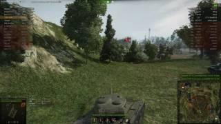 Т-54 первый образец, Топь, Стандартный бой