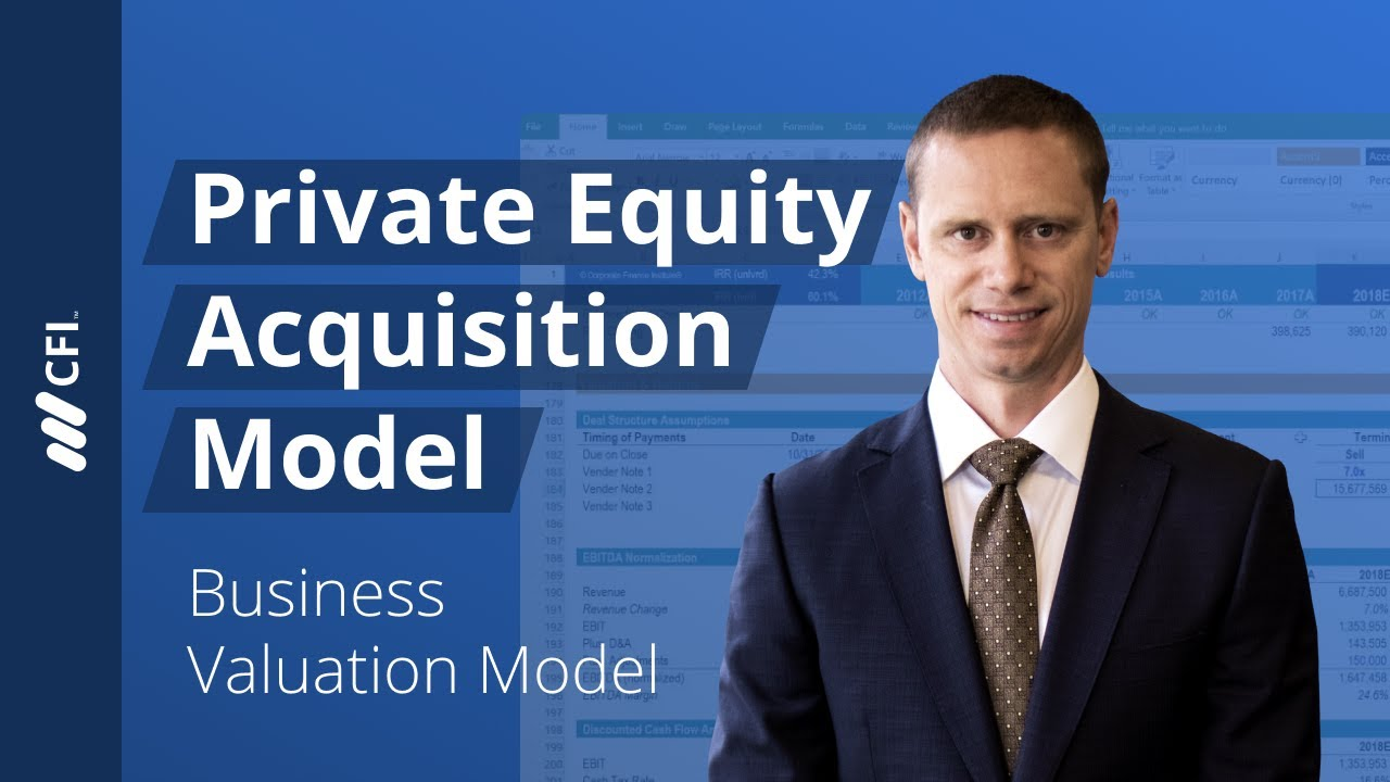 Private Equity Acquisition Model