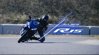 YAMAHA New YZF-R15 Tech Video