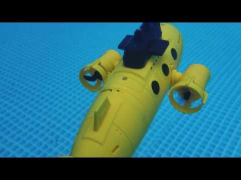 Underwater Explorer Remote Control Submarine
