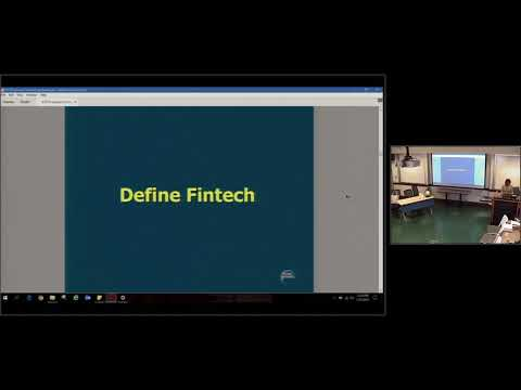 Role of Big Data and Machine Learning in the New Financial Landscape | VU Women in Tech 2018