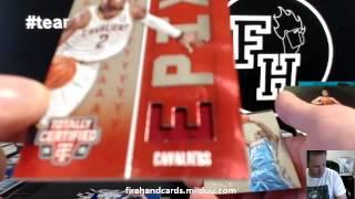 Playground Basketball 11 Box Mixer Break #2 ~ 1/11/15