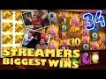 Streamers Biggest Wins – #34 / 2018