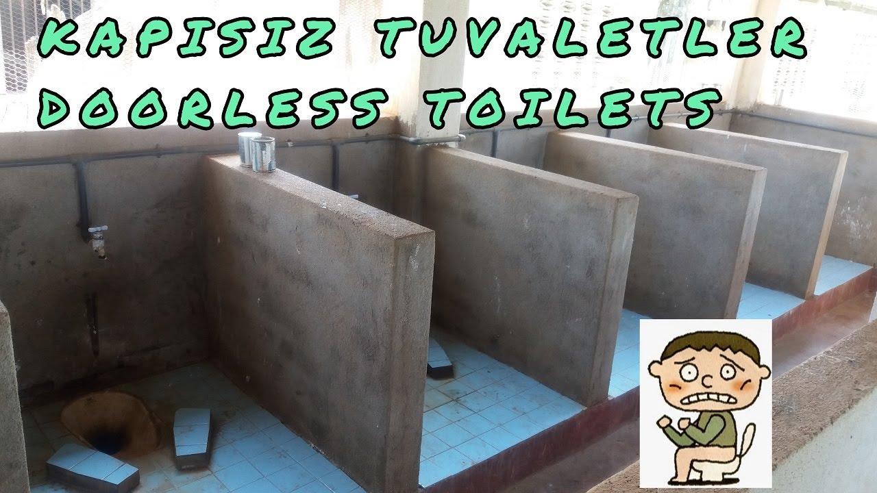 KAPISIZ TUVALETLER I İlginç Tuvalet Kültürleri I Sri Lanka