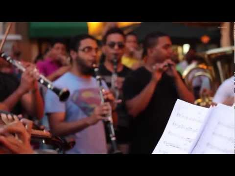 Flashmob Zona Colonial Santo Domingo