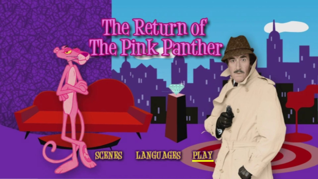 Download Opening/Closing to The Return of The Pink Panther 2006 DVD