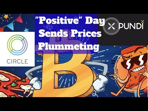 """WTF Just Happened? Circle Adds """"BUY THE MARKET""""! Pundi x and Babb -  Happy Bitcoin Pizza Day!"""