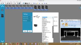 Iluminaçao pelo notebook - FreeStyler Dmx 512 Video aula - 1