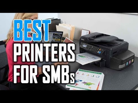 Best Printers for Small Businesses in 2018