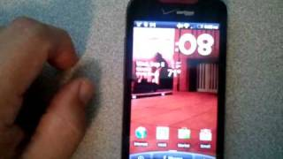 Quick Look at Live Wallpapers from R2D2 Droid 2