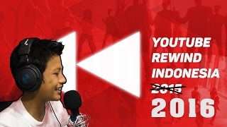 Gambar cover Youtube Rewind Indonesia 2016 (REACTION)