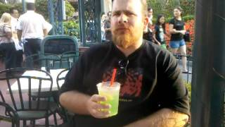 I Go To Disneyland To Have A Non Alcoholic Mint Julep       With Southern Results