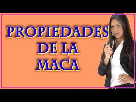 Maca Peruana y Propiedades de la Maca