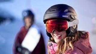 Bluetooth Integrated Helmets for Snow Sports: Sena Latitude SX & SR
