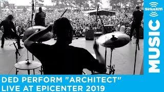 "Jose Mangin & Grant Random Join Ded for ""Architect"" on the SiriusXM Octane Stage at Epicenter 2019"