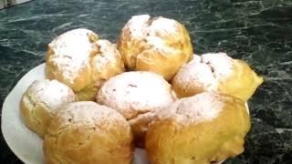 Как приготовить заварные пирожные с кремом в домашних условиях: вкусно и просто