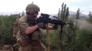 Fire Fight Afghanistan OEF 12-13 RC EAST REAL COMBAT FOOTAGE Forward Observer