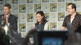 Video Orphan Black FULL PANEL - San Diego Comic-Con 2016 download MP3, 3GP, MP4, WEBM, AVI, FLV November 2017