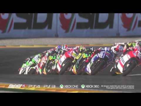 画像: MotoGP™15 GamePlay PV [HD] youtu.be