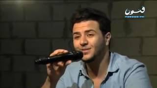 حقيقة بكاء يوسف عرفات| في Arab Idol 1 |  ويغني عمري