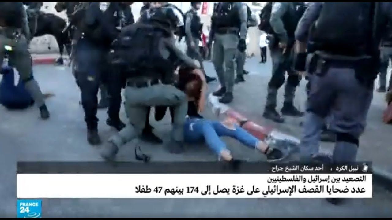 نبيل الكرد: ما يحدث في حي الشيخ جراح هو قضية فلسطين مكررة.. يحاولون إخراجنا من حينا بأي وسيلة  - نشر قبل 46 دقيقة