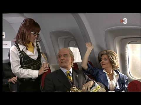 Polonia els reis d'espanya viatgen amb clase turista a l'avio