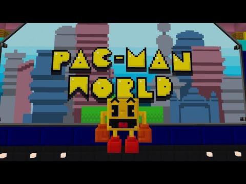 Minecraft Pac-Man World - All Custom Mobs + Textures