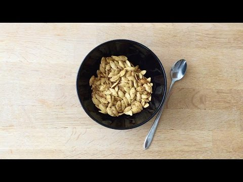 Roasted Pumpkin Seeds - The Ultimate Snack (Healthy, Easy, Highly Addictive)