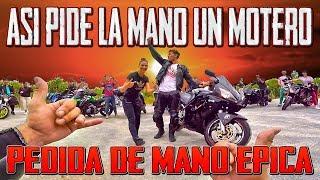 PEDIDA DE MANO MOTERA NIVEL DIOS !!! NEW S1000RR MOTOVLOG ONBOARD