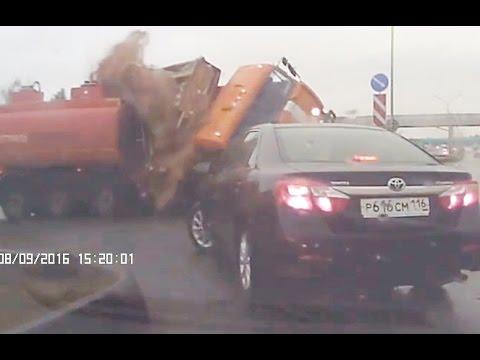 russian car crash compilation september 10 09 2016 youtube. Black Bedroom Furniture Sets. Home Design Ideas