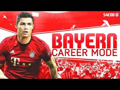 FIFA 16 Bayern Munich Career Mode - Mid-Season Squad Report - S4E08