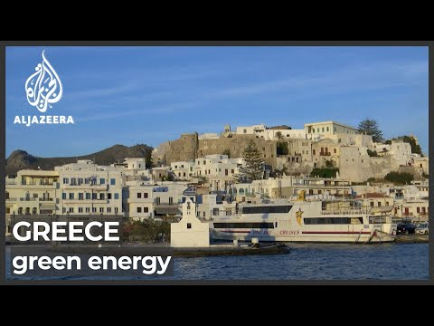Greece switches its biggest islands to mainland electricity grid