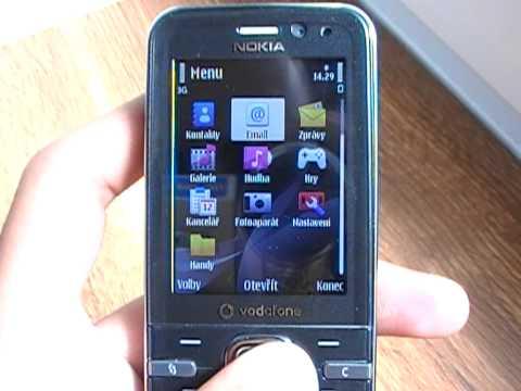 Nokia 6730 Classic Vodafone Version