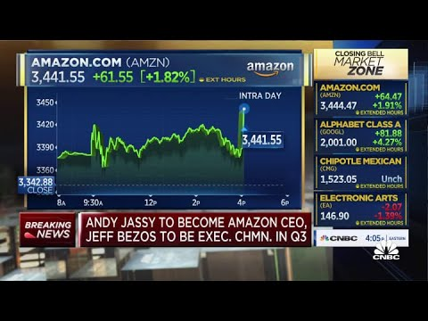 Amazon beats top and bottom line in Q4, company books $100B in revenue for first time