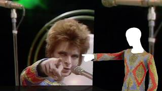 David Bowie is… Virtual App Launches