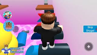 Have me locked in a mall on roblox