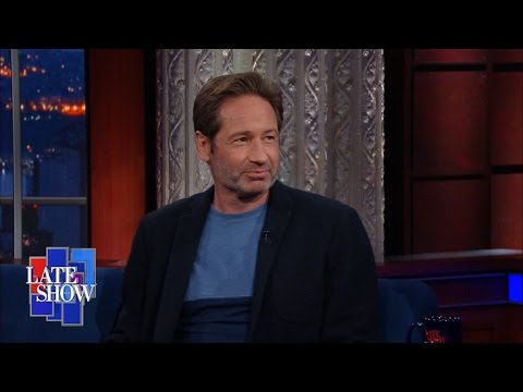 "David Duchovny Got An F For His Movie ""House of D"""