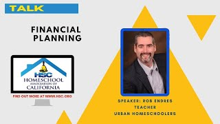 HSC 2020 Virtual Conference Financial Planning