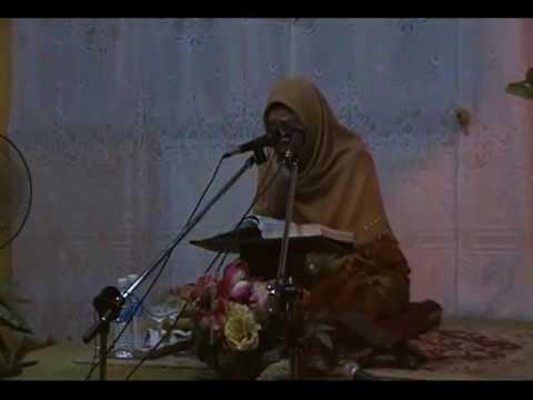 Qariah Hajjah Faridah Mat Saman - Surah An-Nisa