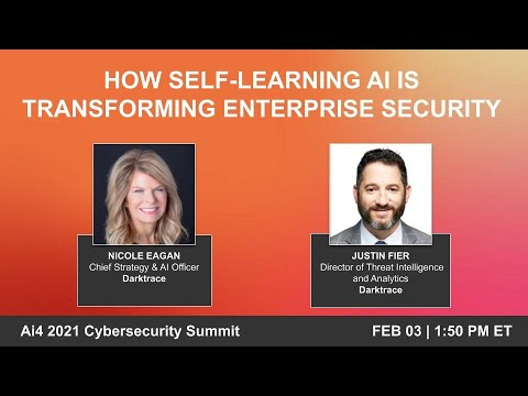 How Self-Learning AI is Transforming Enterprise Security