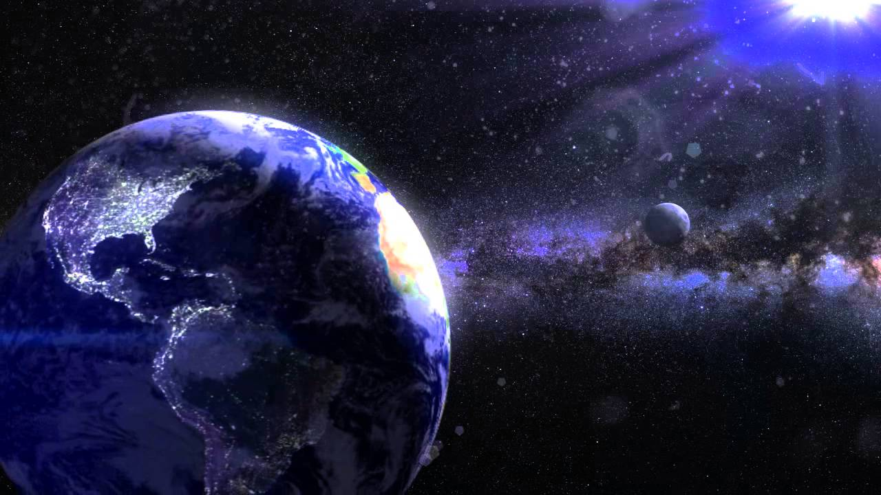 3d Wallpaper Parallax Free After Effects Outer Space 3d Youtube