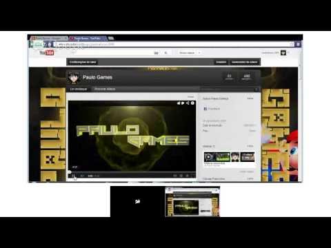 1° Live Stream Do Canal Divulgano !