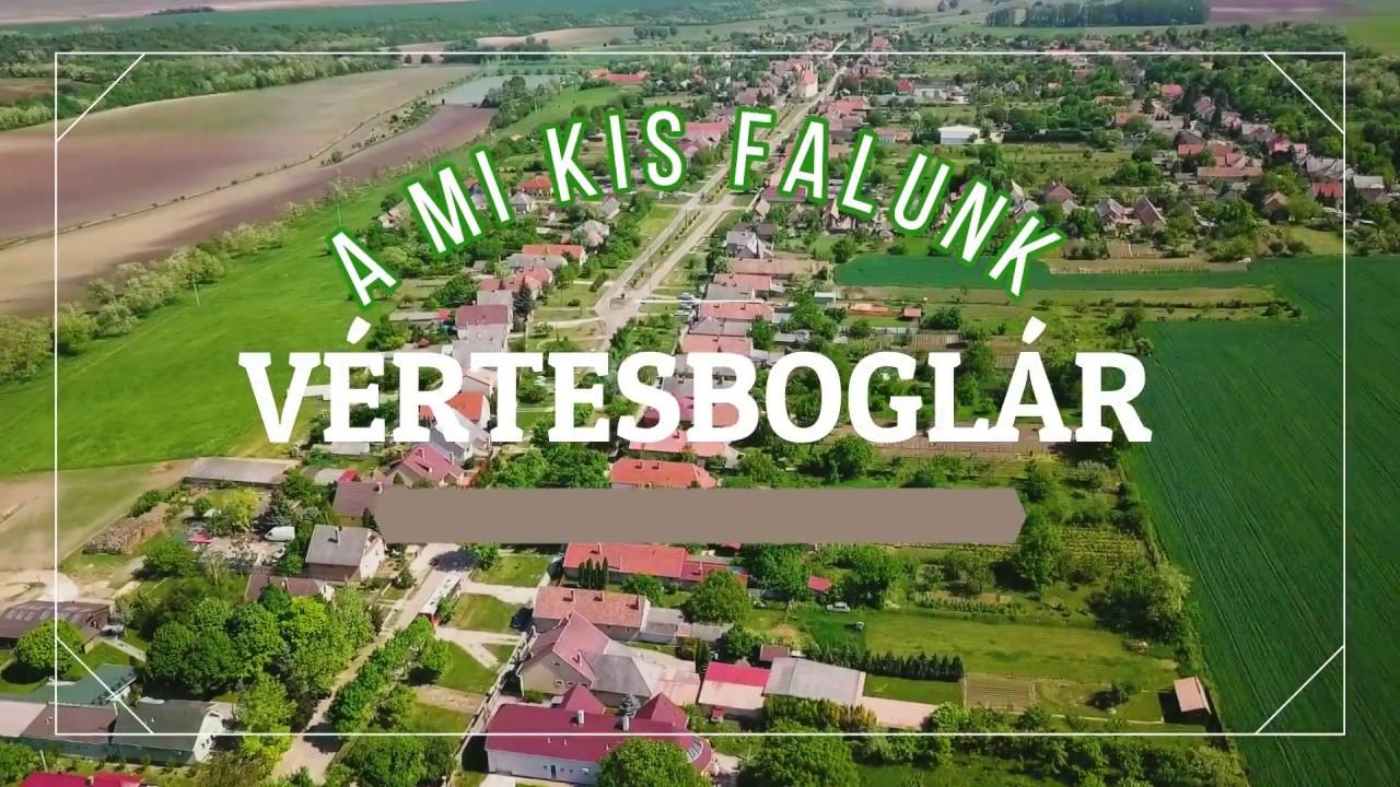 A mi kis falunk: Vértesboglár - YouTube
