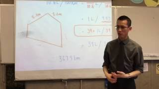 Review of Scientific Notation, Algebra, Interest & Unit Conversions