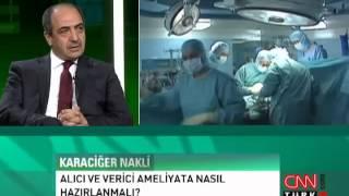 Karaciğer naklinde alıcı ve verici ameliyata nasıl hazırlanmalı?