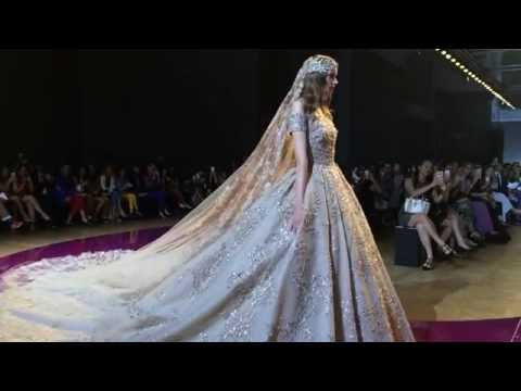 Zuhair Murad Haute Couture Autumn/Winter 16-17 Collection