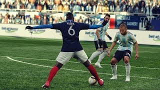 PES 2019 - Goals & Skills Compilation #1 HD 1080P 60FPS