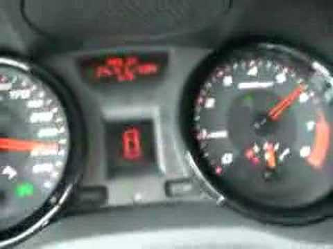Renault Megane RS Top Speed