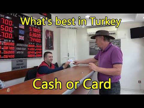 What Money Should You Take To Turkey?   Cash Or Card